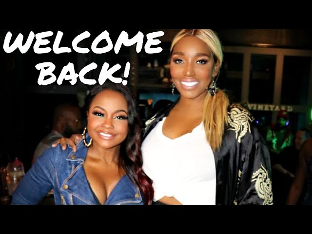 Nene Leakes Welcomes Phadera Parks Back to RHOA #rhoa