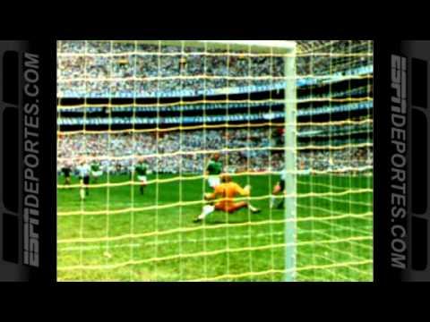 Yo anoté un gol en la final de la Copa Mundial de la FIFA. Jorge Valdano