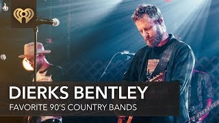 Download Lagu What Are Some Of Dierks Bentley's Favorite 90's Country Bands? | iHeartCountry Album Release Party Gratis STAFABAND