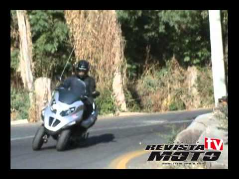 Piaggio MP3 250. 2011 // Revista Moto