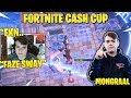 FaZe Mongraal *DESTROYS* Pro Players in Fortnite Cash Cup Tournament!