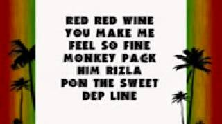 Ub40 Red Red Wine 1