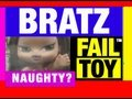 Funny Video: BRATZ Dolls SWEARING? Fail Toys Review Video by Mike Mozart of JeepersMedia