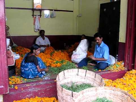 Coimbatore flower market