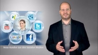 Social Media - Marketing, Vertrieb und Service