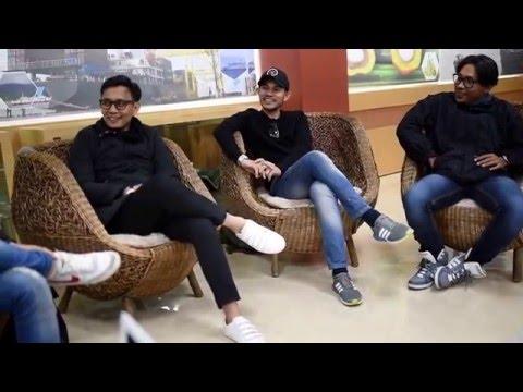 "EPIC Korea "" Interview  UT Korea Radio With  Seventeen Band "" 6th Album  ""Pantang Mundur"""