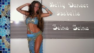 Egyptian Belly Dance - Zeina Zeina - Isabella HD