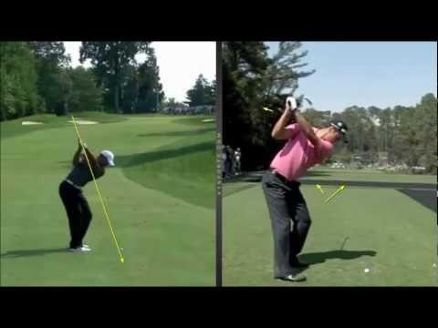 Martin Kaymer Golf Schwung Analyse von Craig Hanson