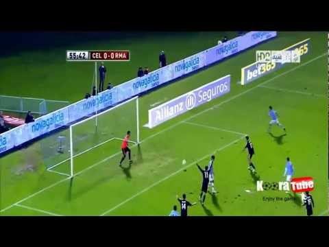 Real Madrid Vs Celta Vigo 1-2 All Goals 12/12/2012