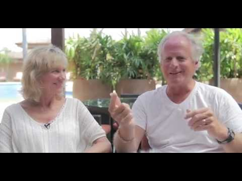 Foster and Kimberly Journey with Ayahuasca