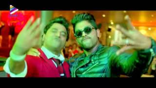 S O Satyamurthy Telugu Movie   One & Two & Three Promotional Song   Allu Arjun   Samantha   YouTube