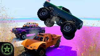 We Are Monster Truck - GTA V | Let's Play