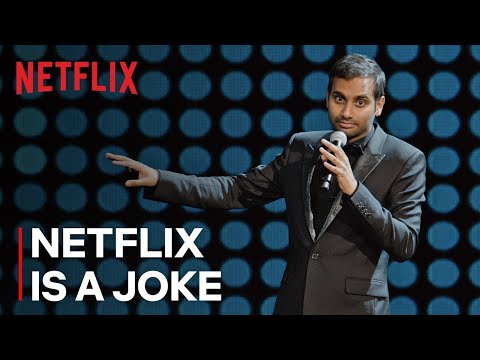 Aziz Ansari: Live at Madison Square Garden - Making Plans With Flaky People - Netflix [HD]
