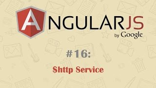 AngularJS Tutorial 16: $http Service