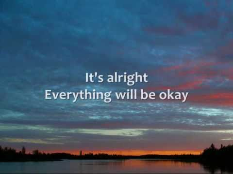 Brandon Heath - It's Alright - Lyrics