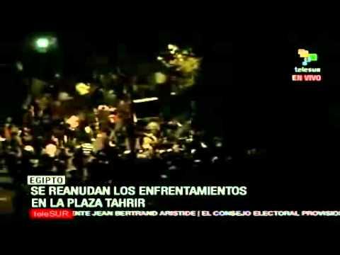 mubarak se aferra al poder mientras opositores y  21 views