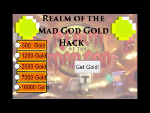 Realm of the mad God Gold/Coin Hack 25.0.0 2014