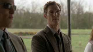 """Musique True Detective - Rust talks about Religion (""""What's the IQ of these people?"""")  {Full Scene}"""