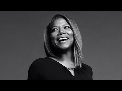 Behind the Scenes With Queen Latifah