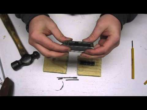 Remington 870 firing pin removal - wingmaster express magnum