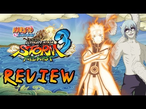 Naruto Shippuden: Ultimate Ninja Storm 3 Full Burst Review [Xbox360/PS3/PC]