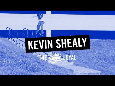 The Royal Loyal: Kevin Shealy
