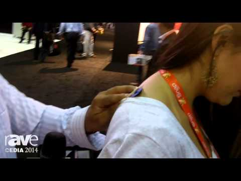 CEDIA 2014: HiDow Demonstrates the AcuXPD Chiropractic Unit