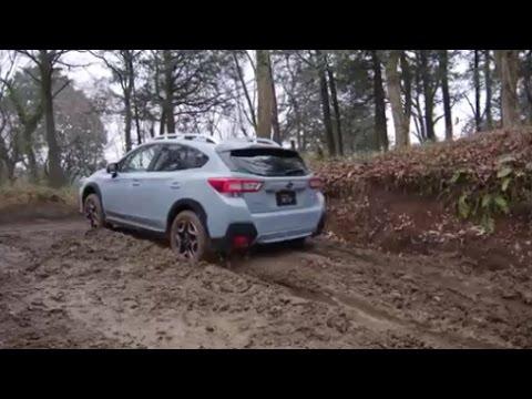 New 2018 SUBARU XV Off-Road Test