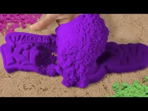 Kinetic Sand - kurumayan oyun kumu!
