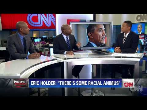Eric Holder: Racial animus toward Obama
