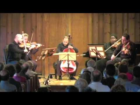 Mozart: Viola Quintet in C minor, K.406 (1787) - 2. Andante