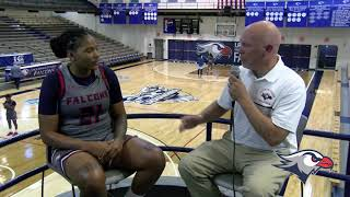 Lackawanna College Winter Season Media Day 2019, WBB SO Jasmine Lewis