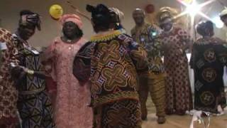 Cameroon, MECUDA  USA  2010 Chapter Presentations Part  TWO. FINAL CALL. You must view this one..