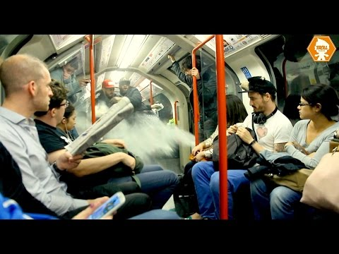 Cocaine Deal On London Underground
