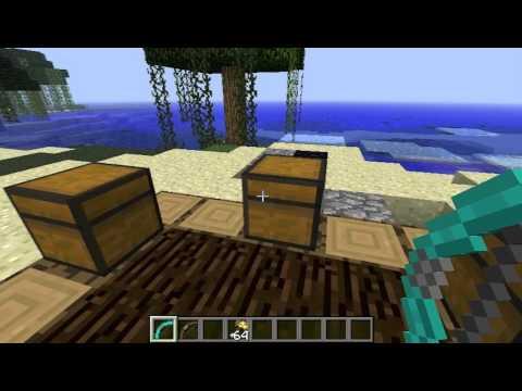Minecraft- Mod Review- 1.5.1/1.5.2 Elemental Arrows