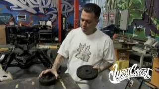 West Coast Customs - Ryan Makes a Ghetto Metal Bender