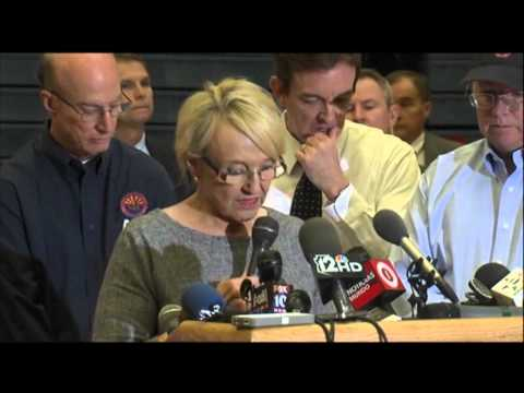 Brewer on Firefighters: Loss Is 'unbearable'