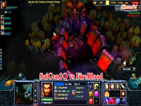 [GameTV 3Q] Vòng CK Củ Hành Bất Tận ngày 30-12-2012