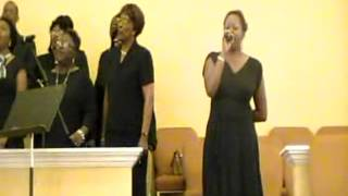 Hallelujah All Day Long - New Hope Baptist Church Perry, GA