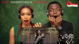 Download lagu OUR FIRST TIME HEARING WONDERLAND INDONESIA by Alffy Rev (ft. Novia Bachmid) REACTION!!!😱