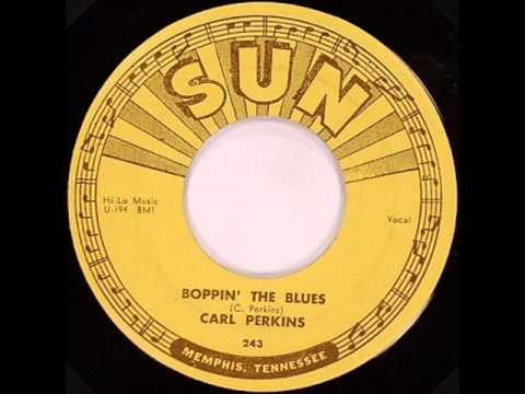 Carl Perkins - Boppin The Blues (alternate).wmv