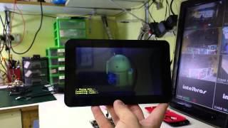 Como formatar resetar restaurar tirar senha desbloquaer Tablet qbex abex Hard reset