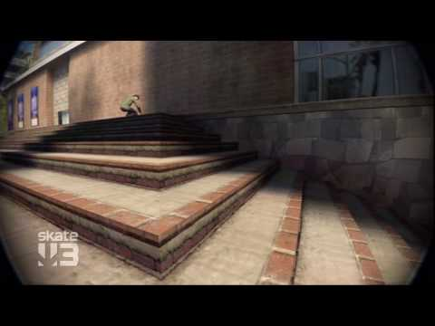 Skate 3 - Andrew Reynolds Pro Intro Video