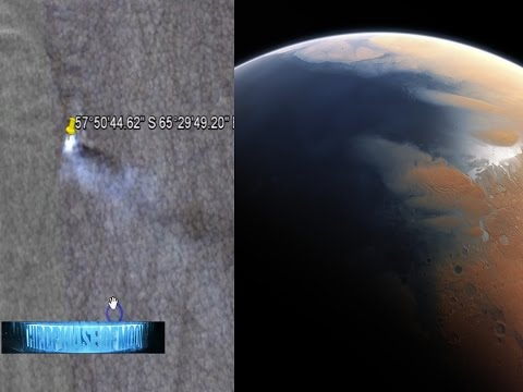 What Just Crashed On Mars Iss Alien Craft Nasa Cuts