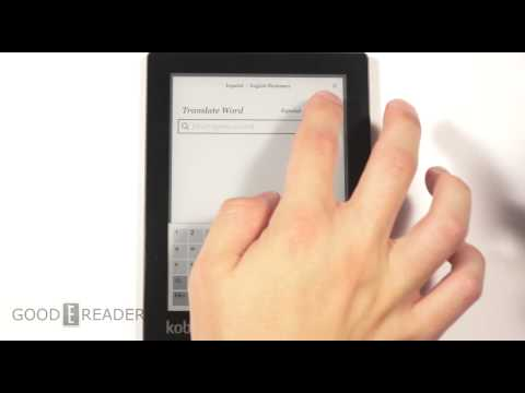 New Kobo Aura 2013 Review