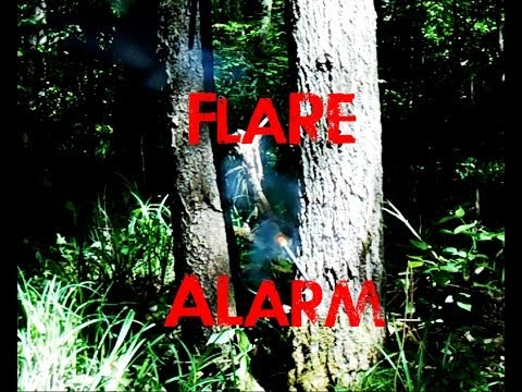 Camp Security. Flare Alarm! Охрана лагеря. Сигнал ракетница.