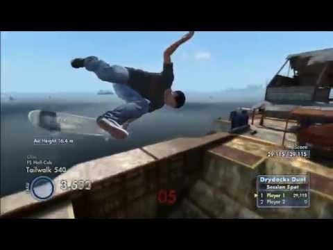Skate 3: Drydocks Duel - 43.971