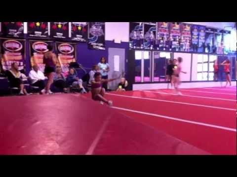 Maine Stars Cheer Gym 2012-2013: Evaluation Promo