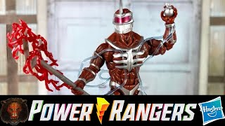 Power Rangers Lightning Collection Lord Zedd Action Figure Review