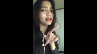 Kathrina Ville Santos Mesina Live Facebook Pinay Model